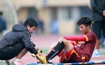Vũ Văn Thanh được gọi thay Trọng Đại ở tuyển U-23 VN