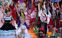 Hoa hậu Thế giới bị lộ hình ảnh tổng dợt chung kết
