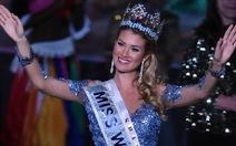 Ngắm nhan sắc tân Hoa hậu thế giớiMireia Lalaguna