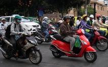 Long Khánh 18,5 độ C, Sài Gòn xuống 21 độ C