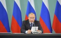 Nga dửng dưng trước các biện pháp trừng phạt