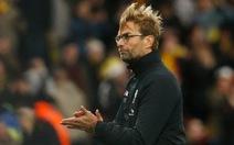 """HLV Klopp: """"Liverpool đã hoảng loạn sau bàn thua đầu tiên"""""""
