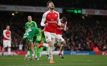 Ramsey và Aguero quyết định kết quả ở sân Emirates
