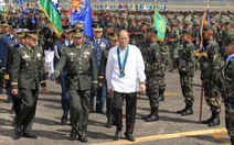 Philippines xây dựng quân đội mạnh đối phó thách thức trên biển Đông