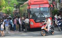 Tết Tây 2016, Sài Gòn thêm 868 chuyến xe buýt