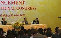 1.510 đại biểu sẽ tham dự Đại hội Đảng lần thứ XII