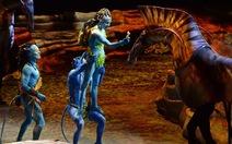 Tấn Lộc, Tuấn Lê dựng xiếc cảm hứng từ Avatar của James Cameron