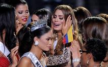 Hoa hậu Colombia Ariadna Gutiérrezlên tiếng về sự nhục nhã