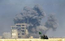 Quân đội Iraq giành lại thành phố bị IS chiếm đóng