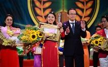 Nguyễn Thị Trường An đoạt HCV giải Bông lúa vàng XI-2015
