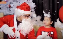 Những ca khúc Giáng sinh rộn ràng cho bé