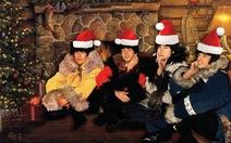 Giáng sinh 2015: toàn bộ nhạc Beatles phát hành trực tuyến