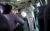 Băng cướp nhà xe dọa chặt tay, tống tiền hành khách