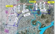 Gần 20.000 tỉ xây dựng đường trên cao TP.HCM đi miền Tây