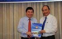Phê chuẩn ông Nguyễn Thành Phong làm chủ tịch UBND TPHCM