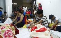Hàng chục công nhân nhập viện sau khi ăn bún bò tại công ty