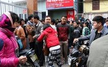 Điểm tin: Hỗn loạn tiêm vắcxin 5 trong 1 dịch vụ tại Hà Nội