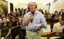 100 phóng viên nước ngoài đưa tin Đại hội XII
