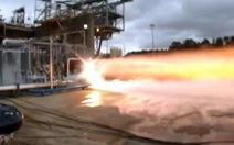 NASA thử nghiệm động cơ tên lửa in 3-D
