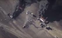 Nga phát hiện 12.000 xe bồn ở biên giới Syria - Thổ Nhĩ Kỳ