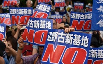 Kiện Chính phủ Nhật vì căn cứ quân sự Mỹ