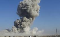Phiến quân IS tử thủ ở Ramadi, dùng thường dân làm lá chắn
