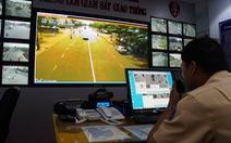 Ủng hộ ghi hình xử phạt cán bộ vi phạm giao thông