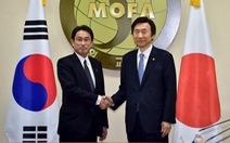 """Hàn Quốc, Nhật thỏa thuận vấn đề """"phụ nữ mua vui"""""""