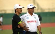 HLV Thanh Sơn thay Công Minh ở đội U-23 VN