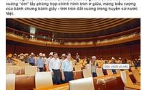 Tuổi Trẻ nhận giải báo chí 70 năm Quốc hội
