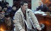 Cựu lãnh đạo Agribank nức nở nói mức án đề nghị quá nặng