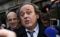 Điểm tin sáng 30-12: Platini lại khẳng định ông vô tội!