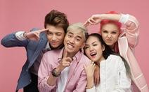 MLee, Soobin, Phương Ly và Ngọc Thịnhđóng phimBeyond the top