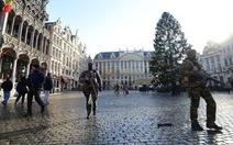 Bỉ hủy đón giao thừa vì nguy cơ khủng bố