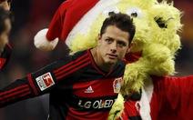 Điểm tin tối 1-1: Chicharito xuất sắc nhất tháng 12 Bundesliga