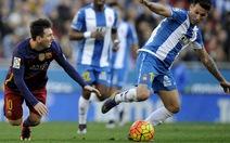 Kém may, Barcelona bị Espanyol cầm hòa