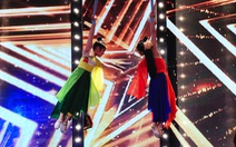 Vietnam's Got Talent: Thanh Lam khen, Chí Trung khóc vì đôi múa nhí