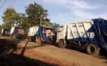 Thị xã La Gi dời bãi rác ô nhiễm sau vụ dân chặn xe rác