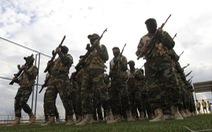 IS tấn công căn cứ quân sự Iraq, 12 người chết