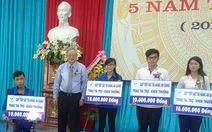 10 tỉ đồng cho Quỹ Tiếp sức tài năng tỉnh An Giang