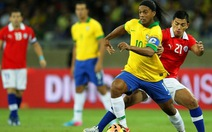 Ronaldinho cùng các cựu danh thủ Brazil sang VN