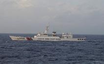 Tàu vũ trang Trung Quốc xuất hiện gần quần đảo tranh chấp với Nhật Bản
