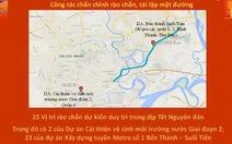 TP.HCM ngưng đào đường 15 ngày để người dân đón tết