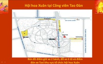 12 cao ốc và 25 tuyến đường giữ xe tết tại TP.HCM
