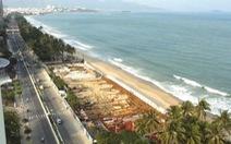 Không xây thêm công trình ngầm dưới cây xanh bờ biển