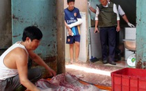Phát hiện thêm lò mổ heo lậu tại TP.Biên Hòa