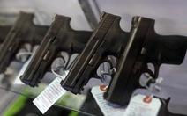Tổng thống Obama thắt chặt quản lý súng đạn