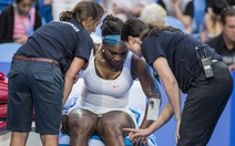 Điểm tin tối 6-1: Chấn thương, Serena rút khỏi Giải Hopman Cup