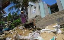 Sẽ ngừng xuất khẩu cát nhiễm mặn