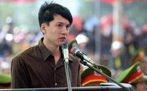 Nguyễn Hải Dương không kháng cáo, chấp nhận án tử hình